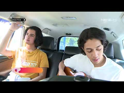 Aliando   Asal Kau Bahagia  Sing in The Car