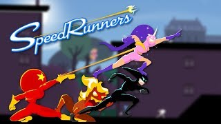 Run Loni, RUN! - SpeedRunners Pt. 1