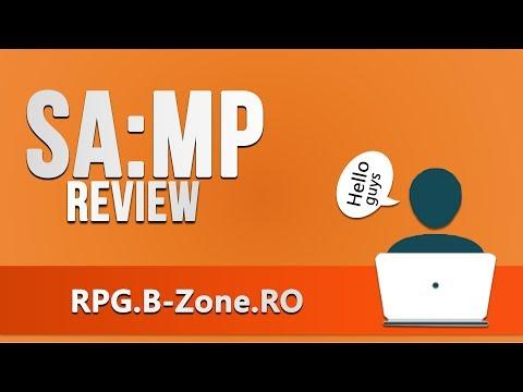 SA-MP: Review RPG.B-ZONE.RO