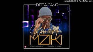 Diffa Gang - KIKI NA MUZIKI (Official Audio)