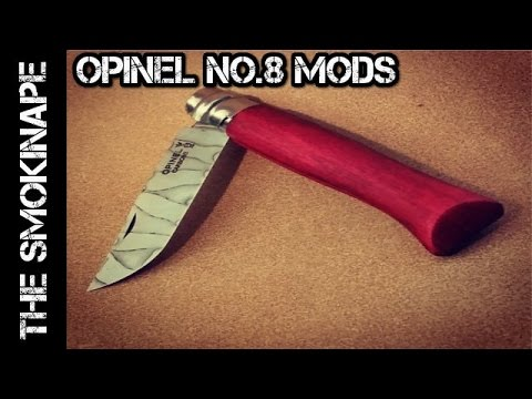 opinel-no.8-mods---budget-edc-knife---thesmokinape