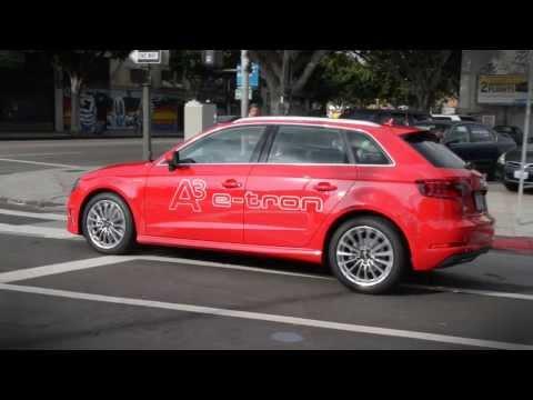 First Drive: 2015 Audi A3 Sportback E-tron