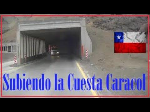 Subiendo los Caracoles Chilenos