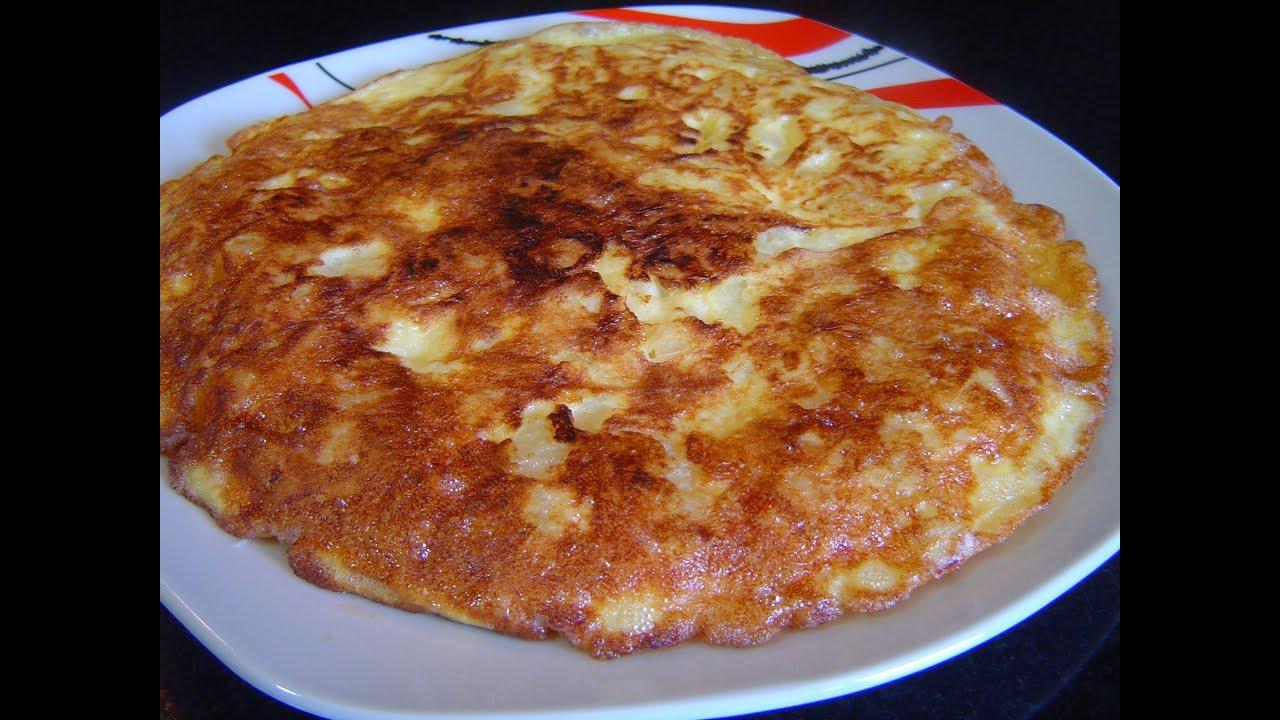 Tortilla de patatas al microondas receta f cil youtube - Pescado al microondas facil ...