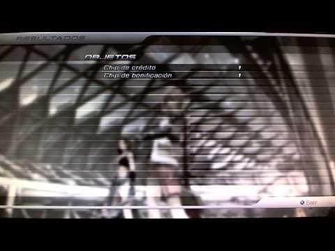 Final Fantasy XIII conseguir gild mas fácil (El corredor del dinero)