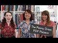 New PDF Pattern: Meet the Penny Dress!