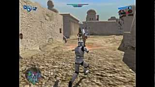 "star wars battlefront 1 gameplay #1 pc ""HD"""