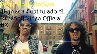 LMFAO - Party Rock Anthem [Lyrics + Subtitulado Al Español] Video Official HD VEVO