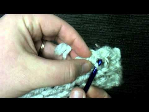 Loom Knitting Stitches Too Loose : Loom Knit: Tighten End or Finish Cast on edge of scarf or panel - YouTube