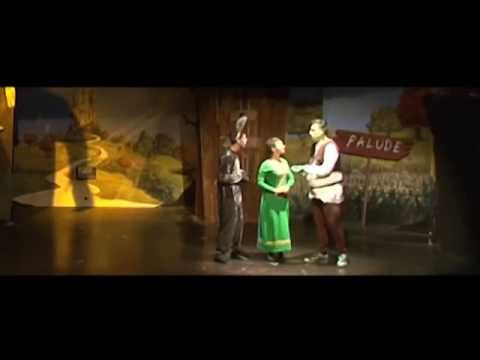 Shrek il Musical