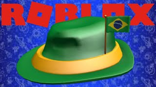 Finally! NEW FEDORA from BRAZIL at ROBLOX!!!