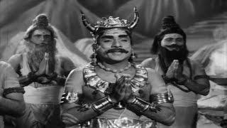 Namah Somaya Video Song || Dakshayagnam Movie || NTR, SVR, Devika