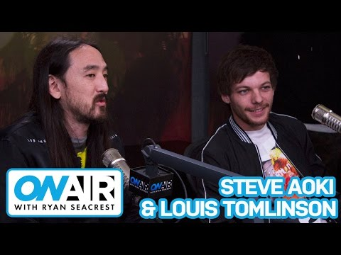 Louis Tomlinson Reveals His Mom's Connection to Just Hold On Lyrics  | On Air with Ryan Seacrest