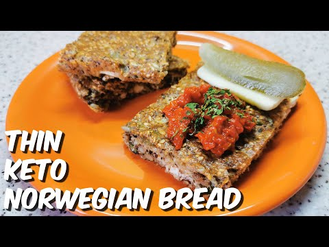 how-to-make-thin-keto-norwegian-bread-|-keto-norveški-hleb
