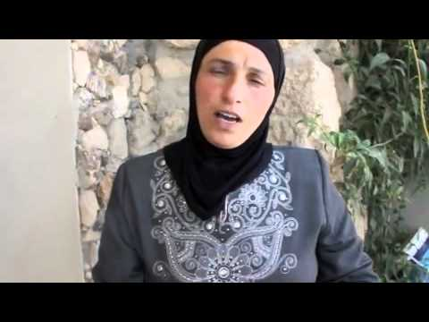 Thoughts of Palestinian women