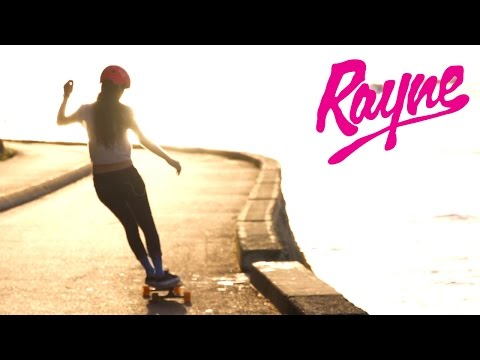 Marisa Nunez and Rayne Longboards – Just Forging Around
