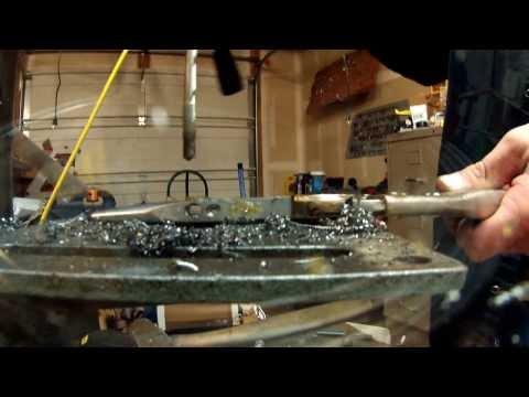 Diamond Coated Drill Bit Test