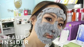 Korean Beauty Store Is Like A Candy Shop For Face Masks