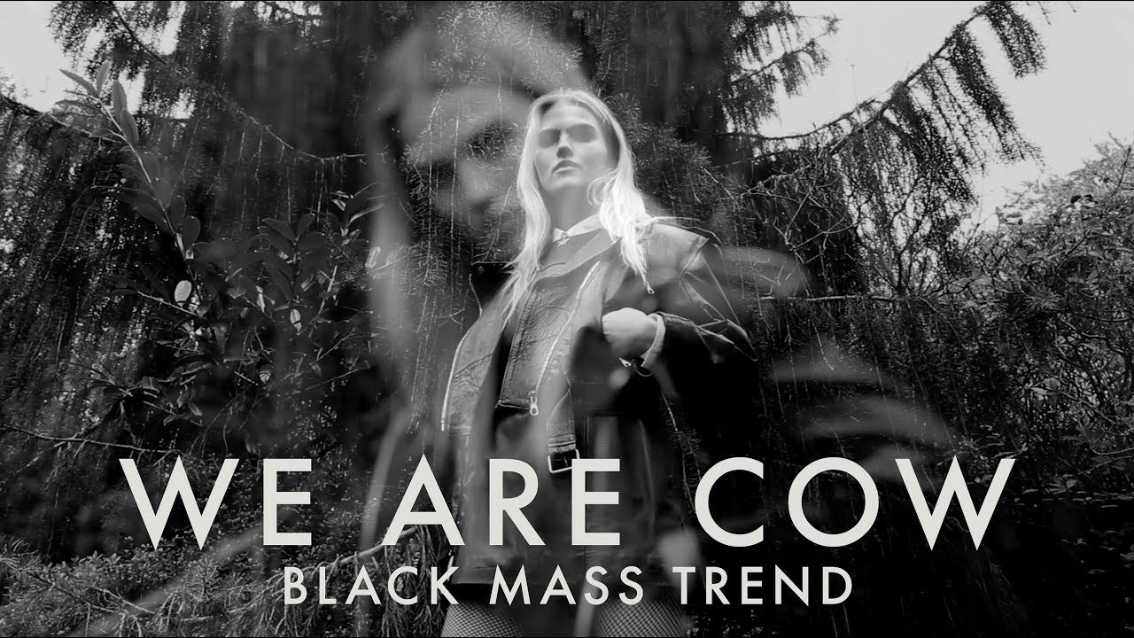 WE ARE COW x Black Mass