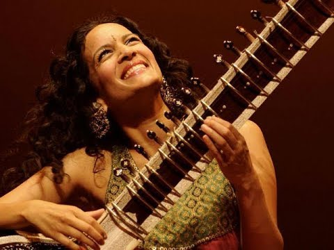 Anoushka Shankar - Prayer In Passing | Live Coutances France 2014 Rare Footage HD