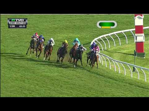 RACE REPLAY: 2017 Jenny Wiley Stakes Featuring Dickinson, Lady Eli