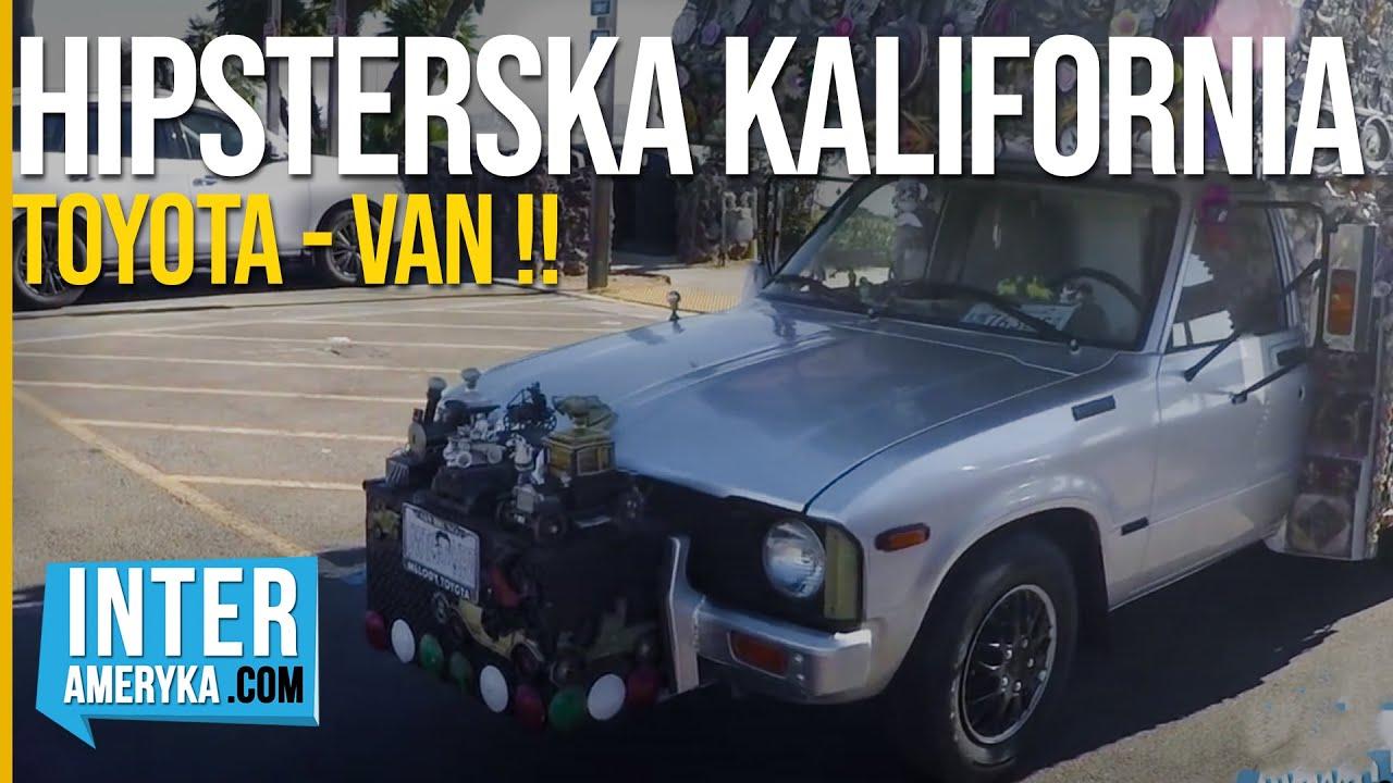 Tylko w AMERYCE – Najbardziej Hipsterski Samochód RV
