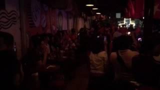 Tú Xỉn violon - Đoàn vệ quốc quân - G4U cafe - 30/4/2017