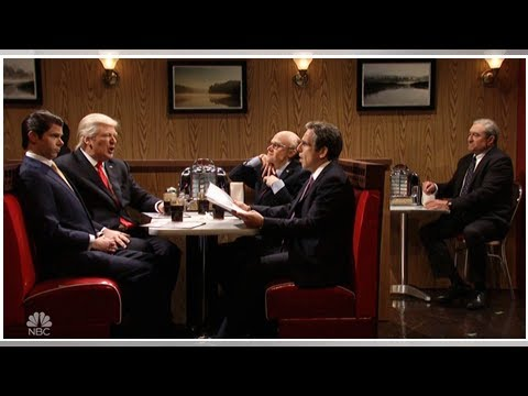 'Saturday Night Live' spoofs 'The Sopranos' ending with Trump-Russia probe