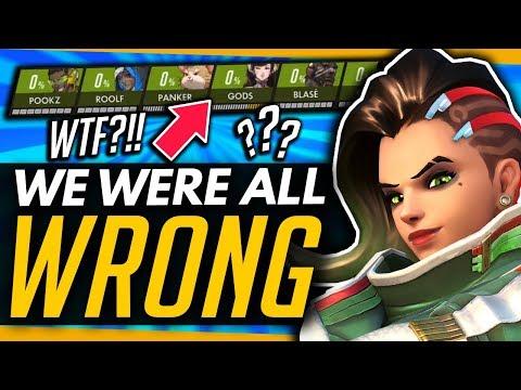 Overwatch   We Were ALL WRONG - Huge Meta Change!