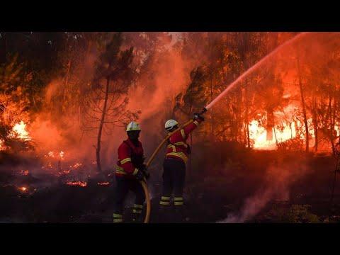 Polémique après les incendies au Portugal