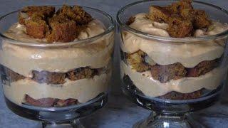 Mini Pumpkin Cheesecake Trifles
