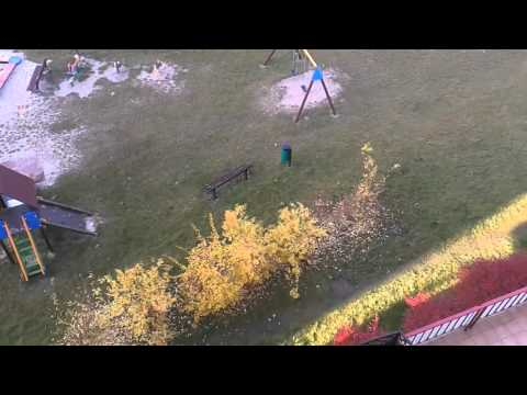 Samsung Galaxy R GT-I9103 - video sample HD 720p - OUTDOOR
