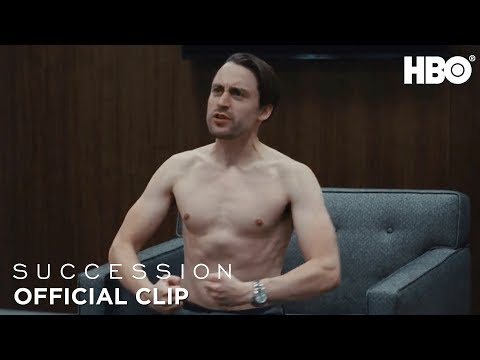 'Shirts Off' Ep. 3    Succession  HBO