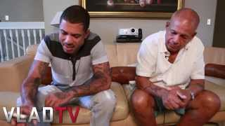 Benzino on Constant Neck Jokes & Having Thick Skin
