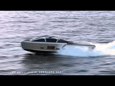 ITALIA - 25 m hyper yacht