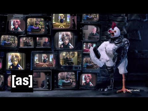 Robot Chicken | Nintendo Classics | Adult Swim UK 🇬🇧 from YouTube · Duration:  2 minutes 27 seconds