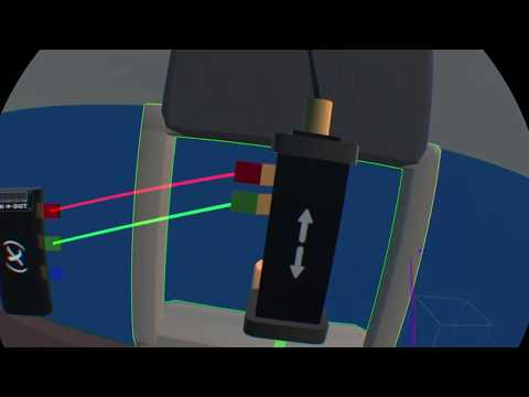 Rec Room Tutorial Boolean Chip and Piston Gizmo