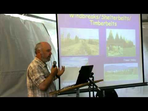 David Trotter-Agroforestry: BC perspective