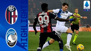 Bologna 2-2 Atalanta | Bologna Fight Back from Two Down to Salvage a Draw | Serie A TIM