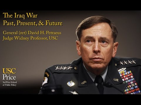 The Iraq War - Past, Present, & Future