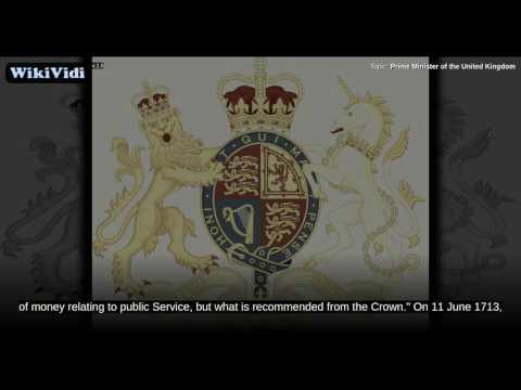 Prime Minister of the United Kingdom - WikiVidi Documentary