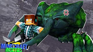 Minecraft Insetos #09 - O INSETO MAIS FORTE DO MUNDO!