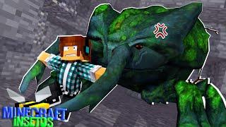 Minecraft Insetos #09 - O INSETO MAIS FORTE DO MUNDO!