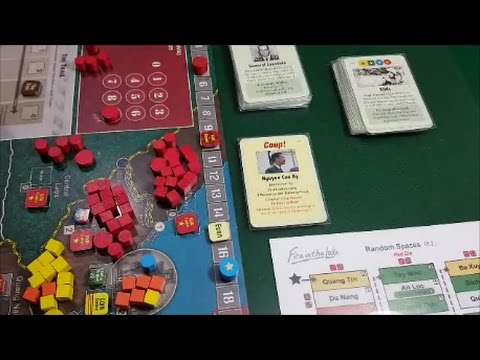 Fire in the Lake: Lets Come Up with an ARVN Strategy!