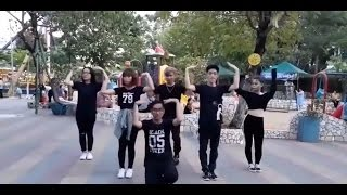 [V LIVE KPOP Dance Cover] Number 9 T-ara by TVN A.I.O Crew