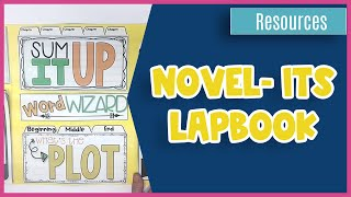 Novel-Its Lapbook (for any book)