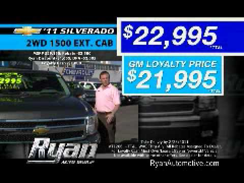 Ryan Chevrolet Monroe La >> Chevrolet Truck Ad For January 2011 Ryan Chevrolet Cadillac Monroe