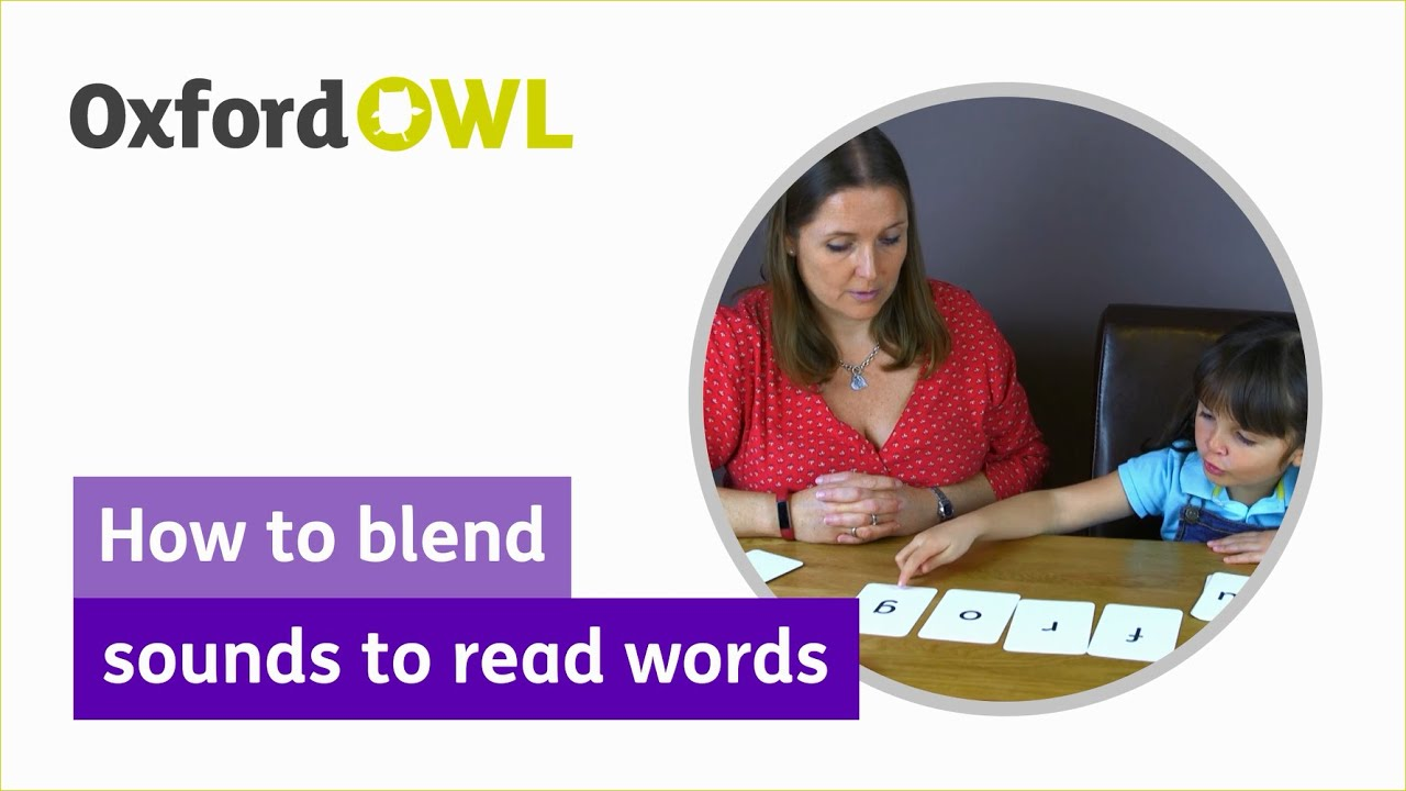 Phonics made easy | Oxford Owl