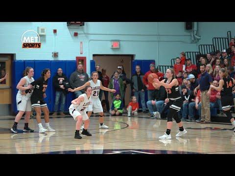 Girls Basketball: Middleborough High School at Apponequet Regional High School - March 2, 2019