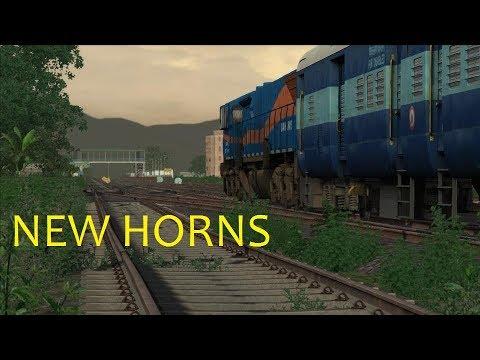 IR-MSTS Customs) BRC-WAP4 HORN TEST            now available on